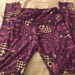 Disney Pants - Jack Skellington Leggings